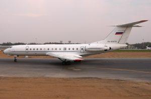 Ту-134 совершил свой последний пассажирский рейс в России