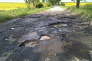 87% россиян недовольны качеством дорог